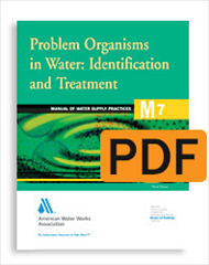 M7 Problem Organisms in Water: Identification and Treatment, Third Edition (PDF)