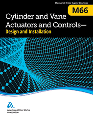 M66 Cylinder and Vane Actuators and Controls – Design and Installation