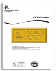 AWWA C563-14 Fabricated Composite Slide Gates