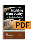 Modeling Water Quality in Distribution Systems, Second Edition