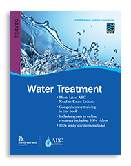 WSO Water Treatment, Grade 2