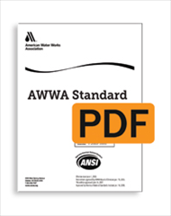 AWWA F110-16 Ultraviolet Disinfection Systems for Drinking Water (PDF)