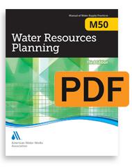 M50 Water Resources Planning, Third Edition (PDF)