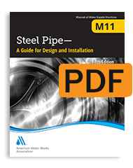 M11 Steel Pipe -- A Guide for Design and Installation, Fifth Edition (PDF)