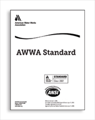 AWWA D104-17 Automatically Controlled, Impressed-Current Cathodic Protection for the Interior Submerged Surfaces of Steel Water Storage Tanks