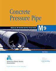 M9 Concrete Pressure Pipe, Third Edition