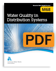 M68 Water Quality in Distribution Systems (PDF)