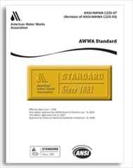 AWWA D100-11 Welded Carbon Steel Tanks for Water Storage