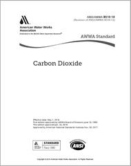AWWA B510-18 Carbon Dioxide