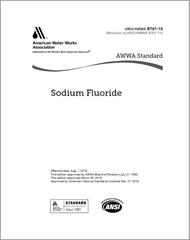 AWWA B701-18 Sodium Fluoride