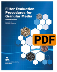 Filter Evaluation Procedures for Granular Media, Second Edition (PDF)