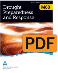 M60 Drought Preparedness and Response, Second Edition (PDF)