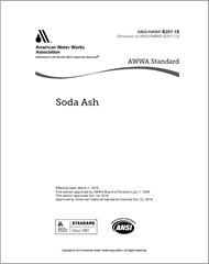 AWWA B201-18 Soda Ash