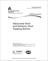 AWWA C223-19 Fabricated Steel and Stainless Steel Tapping Sleeves