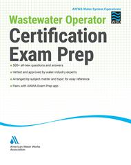 Wastewater Operator Certification Exam Prep
