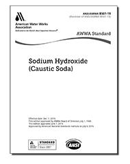 AWWA B501-19 Sodium Hydroxide (Caustic Soda)