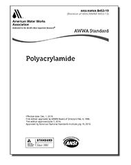 AWWA B453-19 Polyacrylamide