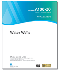 AWWA A100-20 Water Wells