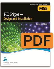 M55 PE Pipe - Design and Installation, Second Edition (PDF)