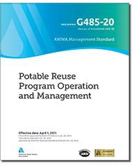 AWWA G485-20 Potable Reuse Program Operation and Management